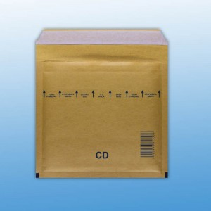 Plicuri antisoc CD Gold (200x175 mm)
