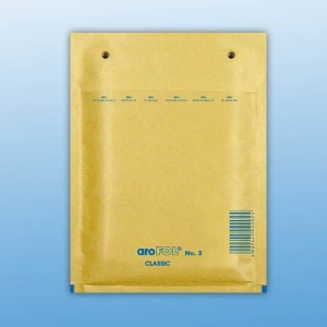 Plicuri antisoc W3 Gold (170x225 mm)