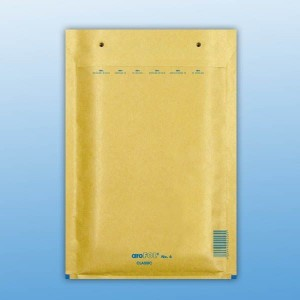 Plicuri antisoc W6 Gold (240x350 mm)